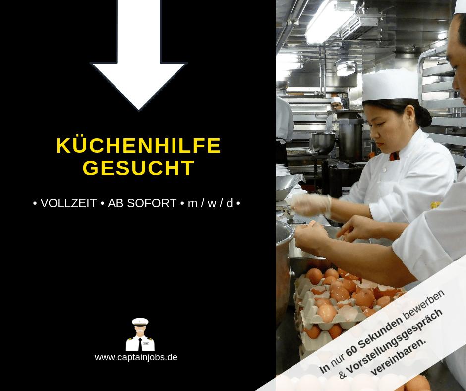 Küchenhilfe Augsburg