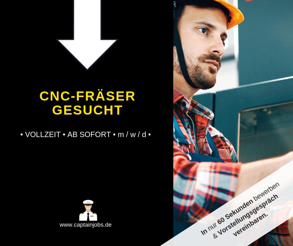 CNC Fräser