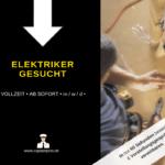 Elektriker 150x150 - Elektroniker (m/w/d) in Weiden