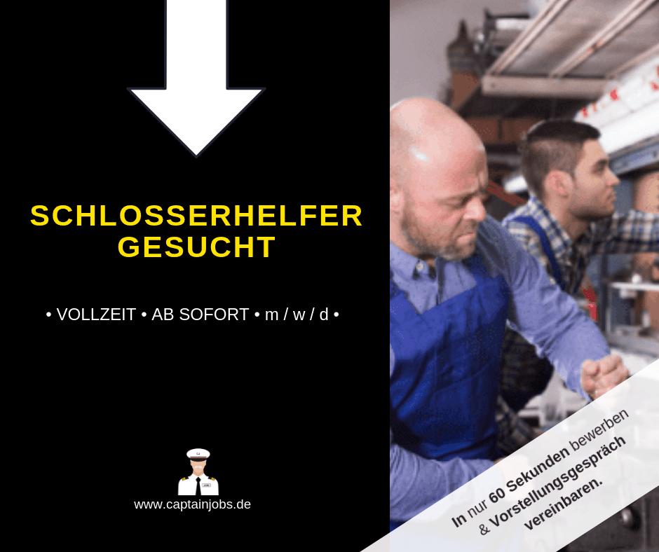 Schlosserhelfer