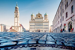 Jobs ohne Ausbildung Augsburg