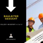 Bauleiter 150x150 - Bau-/Montageleiter & Vorarbeiter (m/w/d) Regensburg
