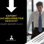 Export Sachb 150x150 - Sachbearbeiter Export (m/w/d)