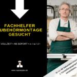Fachhelfer Zubehörmontage 150x150 - Helfer für Montagetätigkeiten (m/w/d)