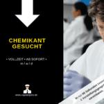 Kopie von Captain Jobs Thumbnail 18 150x150 - Chemie-Fachkraft (m/w/d) in München gesucht