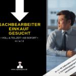 Kopie von Captain Jobs Thumbnail 5 150x150 - Sachbearbeiter Einkauf (m/w/d) in München gesucht