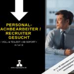 Kopie von Captain Jobs Thumbnail 6 150x150 - HR Generalist / Recruiter (m/w/d) in München gesucht