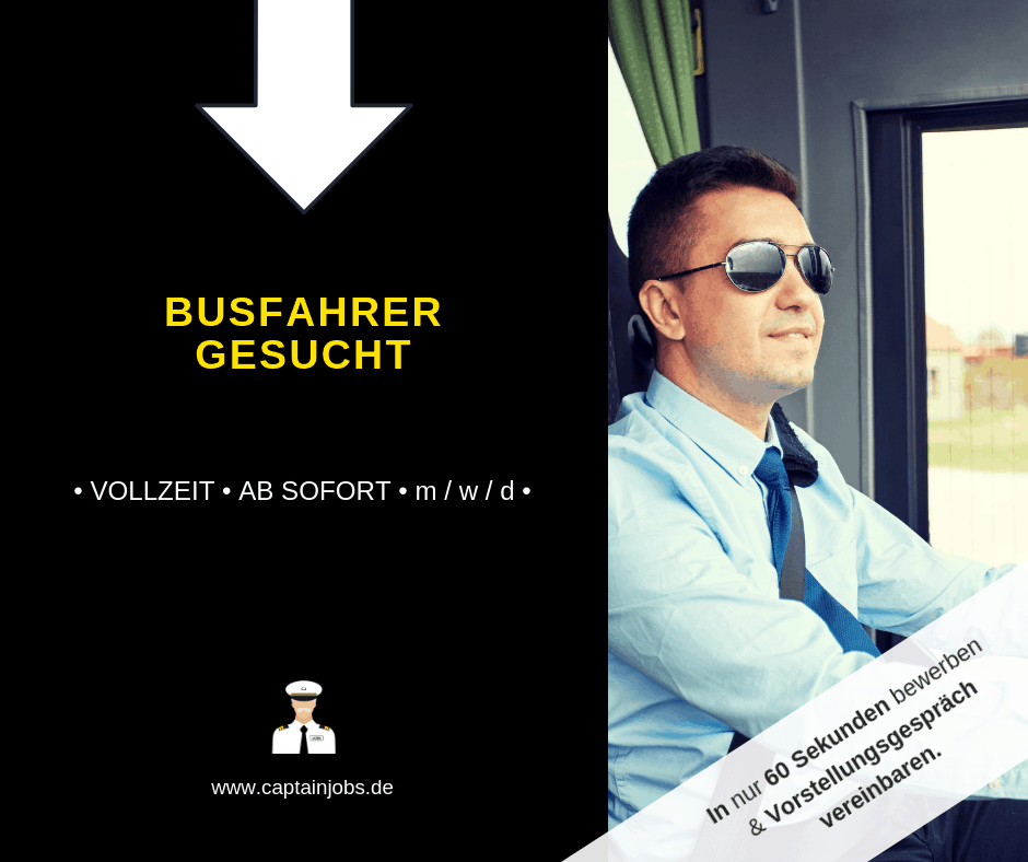 Nürnberg Busfahrer 1 - Busfahrer (m/w/d) in München gesucht