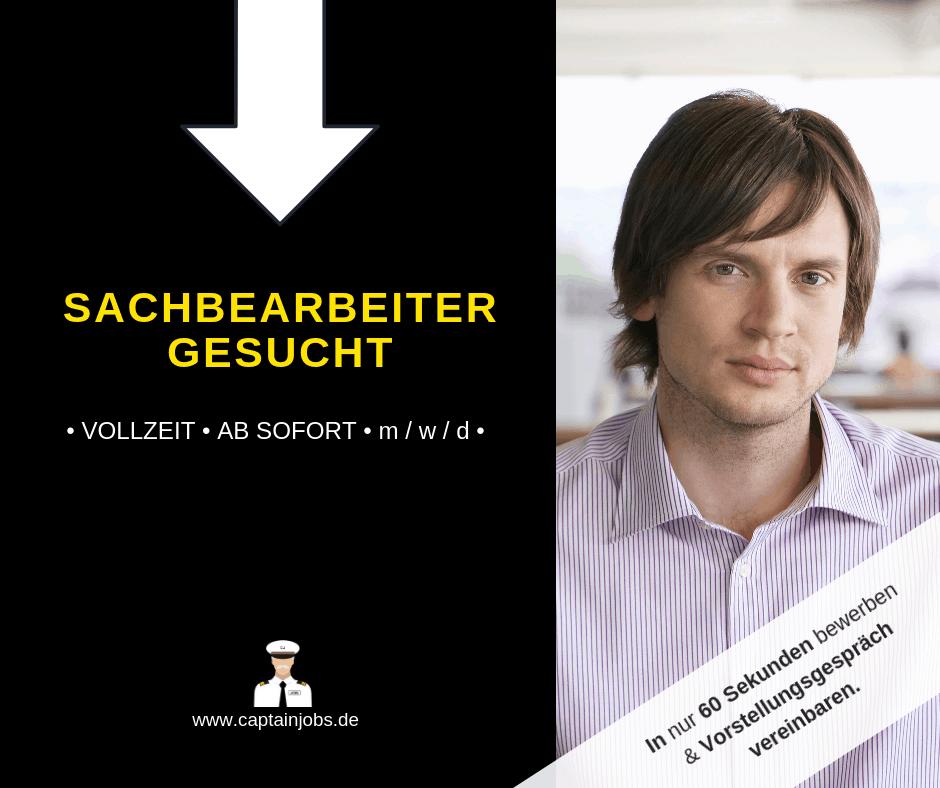 Sachbearbeiter - Customer Service (m/w/d) in Augsburg gesucht