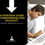 Schreiner 150x150 - Schreiner für Kunstoffverarbeitung (m/w/d)