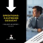 Speditionskaufmann 150x150 - Disponent Warenwirtschaftssystem (m/w/d) Schwandorf