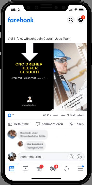 iphone x mockup - mehr Bewerber